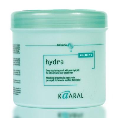 Интенсивная увлажняющая питательная маска для волос | Kaaral Purify Hydra Deep Nourishing Mask