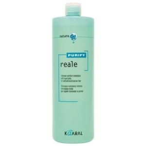 Восстанавливающий шампунь для поврежденных волос 1000 | Kaaral Purify Reale Intense Nutrition Shampoo