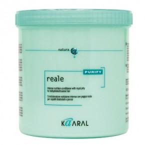 Восстанавливающий кондиционер для поврежденных волос 1000 | Kaaral Purify Reale Intense Nutrition Conditioner