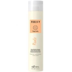 Бессульфатный шампунь для поврежденных волос Карал | Shampoo Purify Reale Kaaral