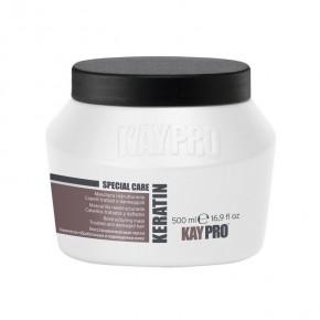 Реструктурирующая маска с кератином для химически поврежденных волос Кэйпро | Keratin Mask KayPro