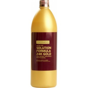 Кератиновое выпрямление волос Кокочоко Голд 1000 | COCOCHOCO Gold new 1000