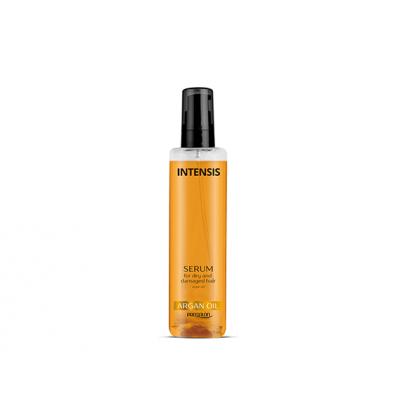 Сыворотка для волос с аргановым маслом Просалон | Gold serum for dry and damaged hair Argan oil Prosalon